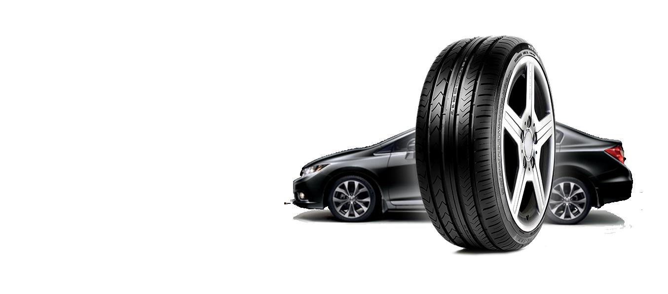 Trojan Car Tyre