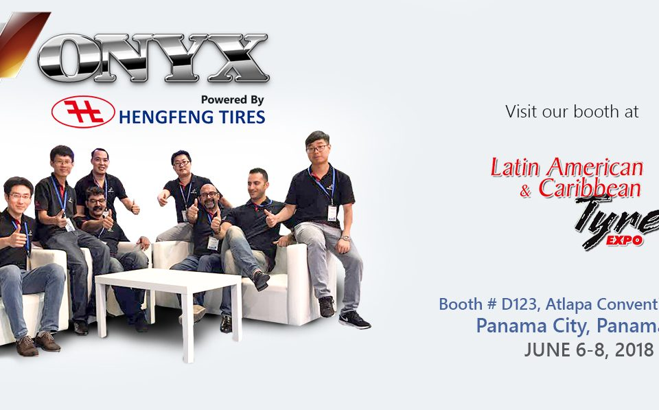 LATIN AMERICAN & CARIBBEAN TYRE EXPO